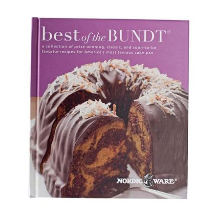"""Nordic Ware """"Best of the Bundt"""" Cookbook"""
