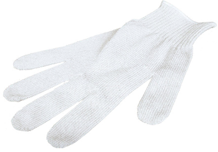 Victorinox PerformanceShield 2 Large White Polyester Safety Cut Resistant Glove