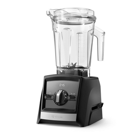 Vitamix Ascent Series A2500 Black 64 Ounce Blender