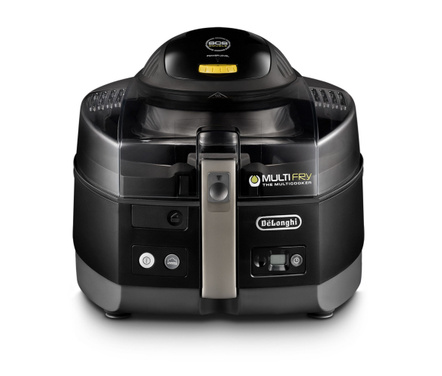 DeLonghi Multifry Ceramic 3.7 Pound Low Oil Fryer and Multi-Cooker