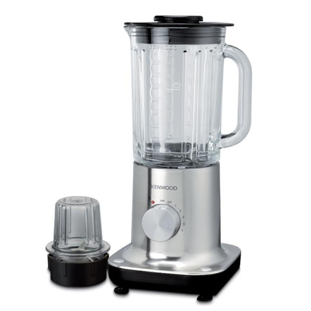 Kenwood Brushed Chrome 5 Speed Thermoresist 2 Liter Blender