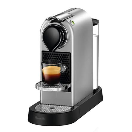 Breville Nespresso Original Line CitiZ Silver Espresso Maker