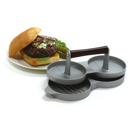 Norpro Double Burger Hamburger Press