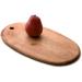 JK Adams Maple Wood Oval Artisan Cutting Board