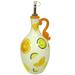 Citrus Delight Ceramic Olive Oil Bottle