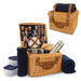 Picnic Time Canterbury Picnic Basket Set