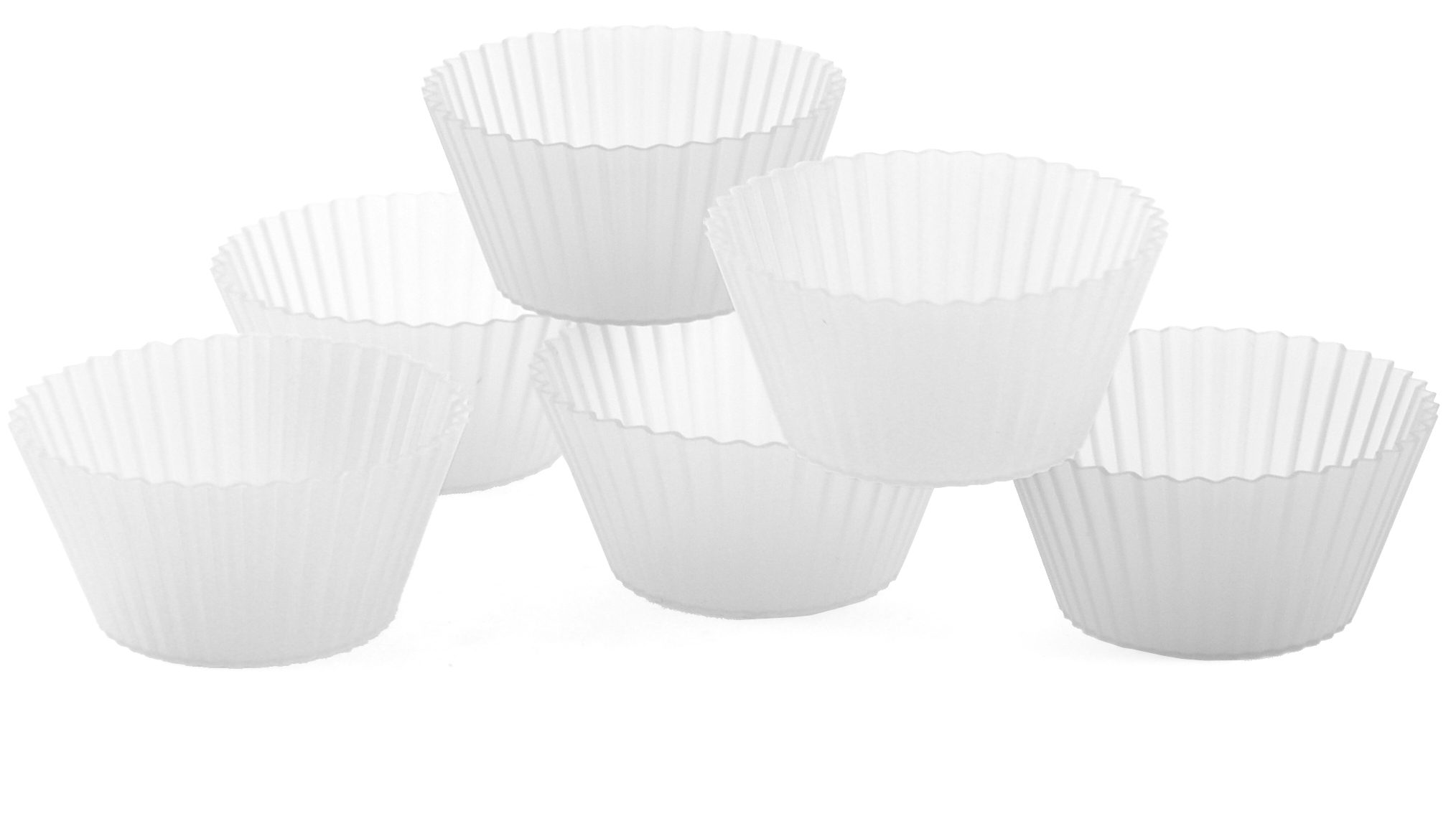 Regency Sili-Cups Mini Muffin Cup, Set of 6