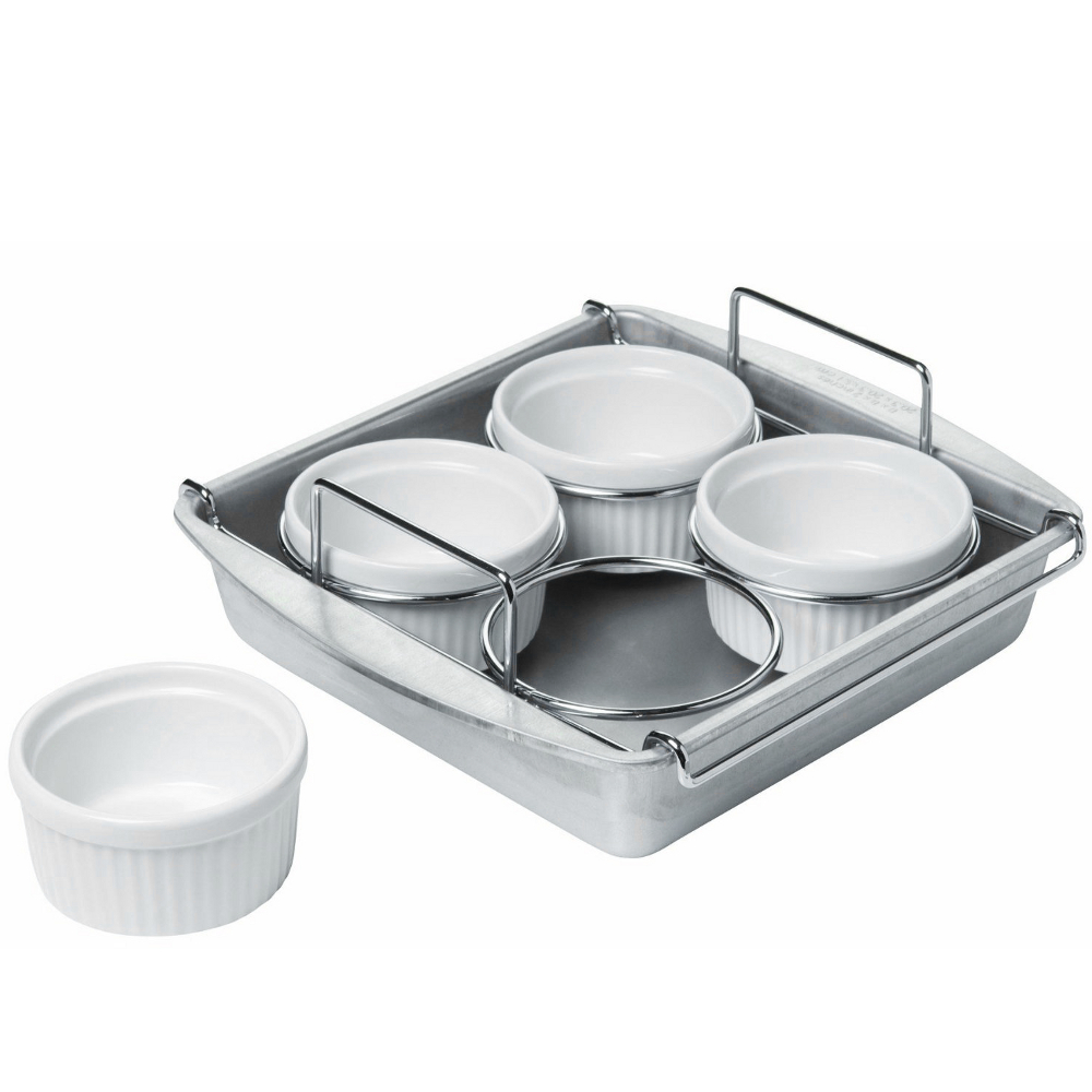 Chicago Metallic Creme Brulee 6 Piece Set