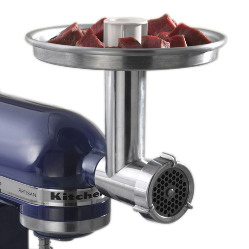 Chef's Choice Meat Grinder Attachment for KitchenAid Stand Mixers