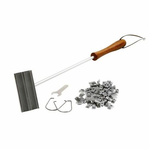 Norpro BBQ Cast Iron Branding Iron