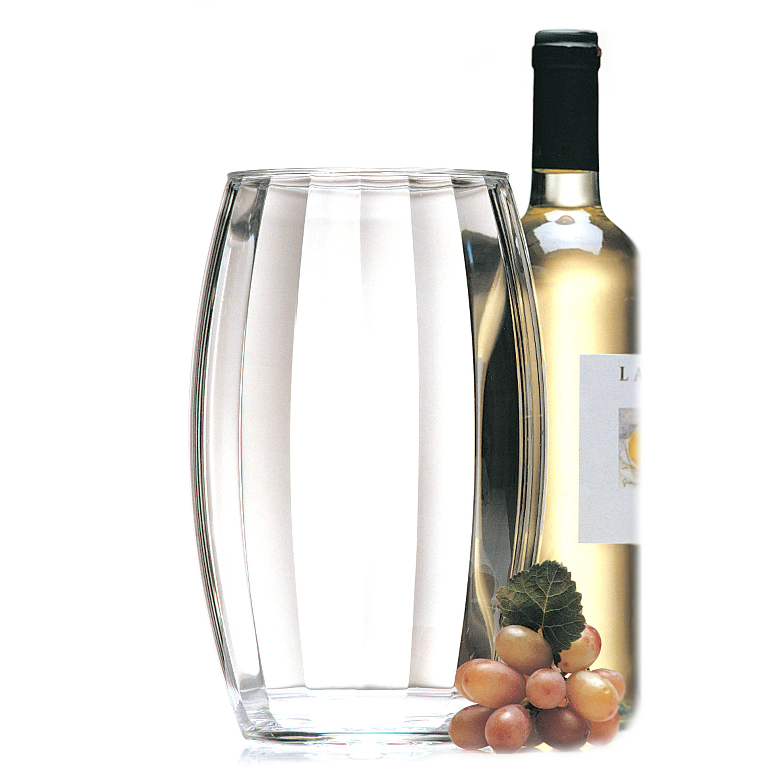 Prodyne Acrylic Contours Iceless Wine Cooler
