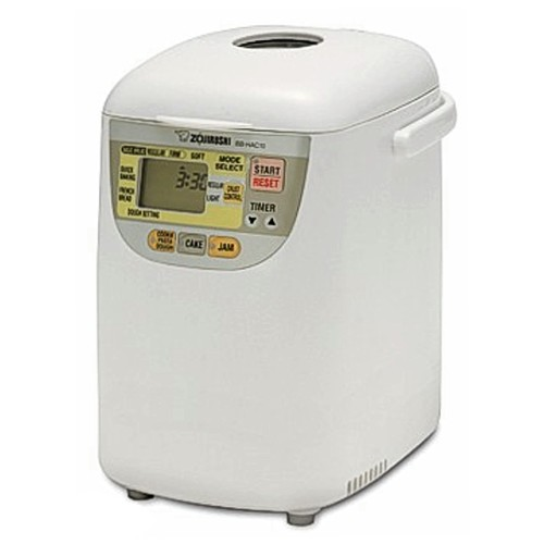 Zojirushi White Home Bakery Mini Automatic Breadmaker