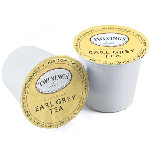 Twinings Earl Grey Tea Keurig K-Cups, 12 Count