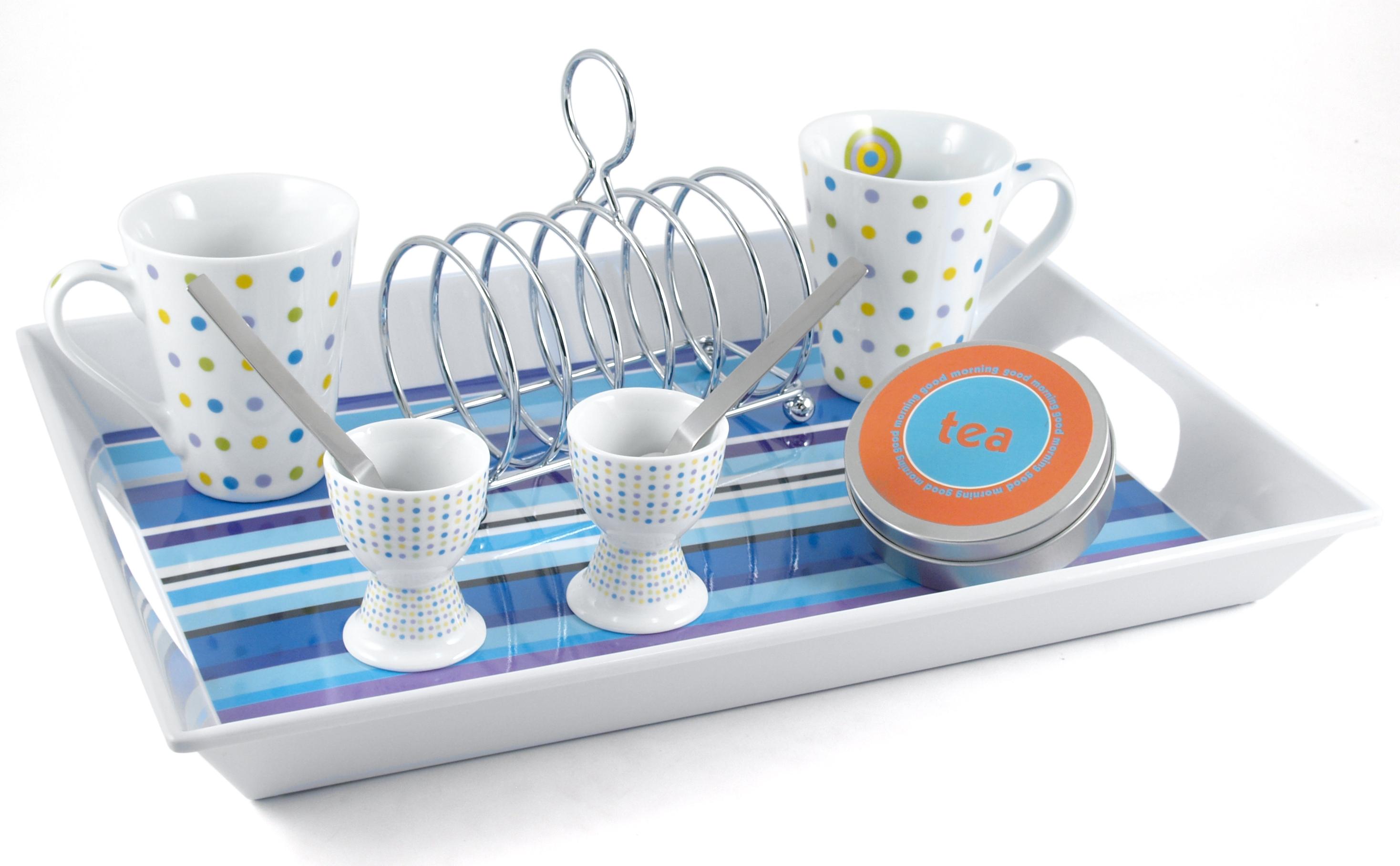 Typhoon Breakfast In Bed 6 Piece Gift Set