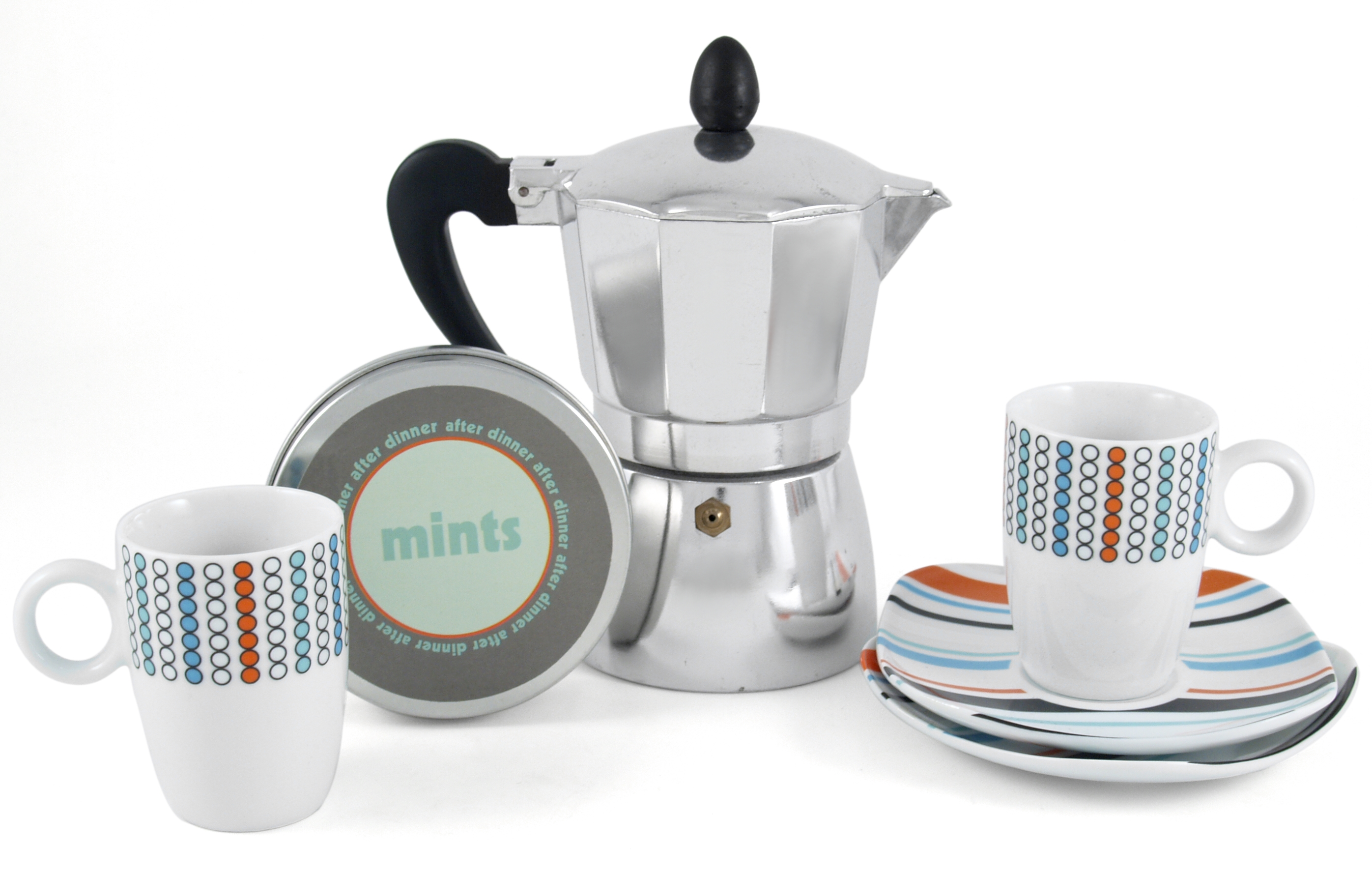 Typhoon After Dinner Espresso Yourself 4 Piece Gift Set