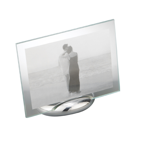 Nambe Elbow Picture Frame, 5 x 7