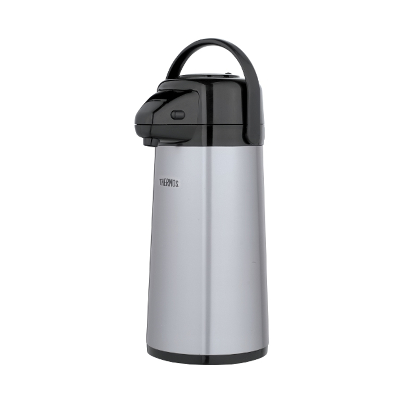 Thermos Pump Pot 1.9 Liter Beverage Server
