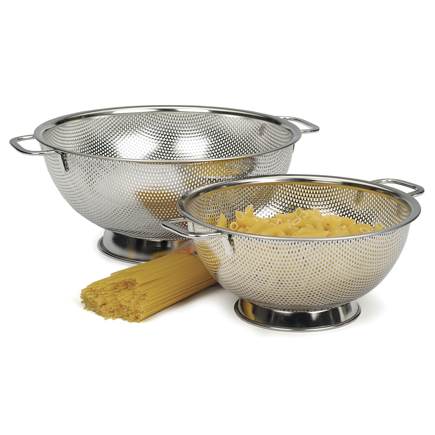 Endurance Precision Pierced Stainless Steel Colander 5 Quart