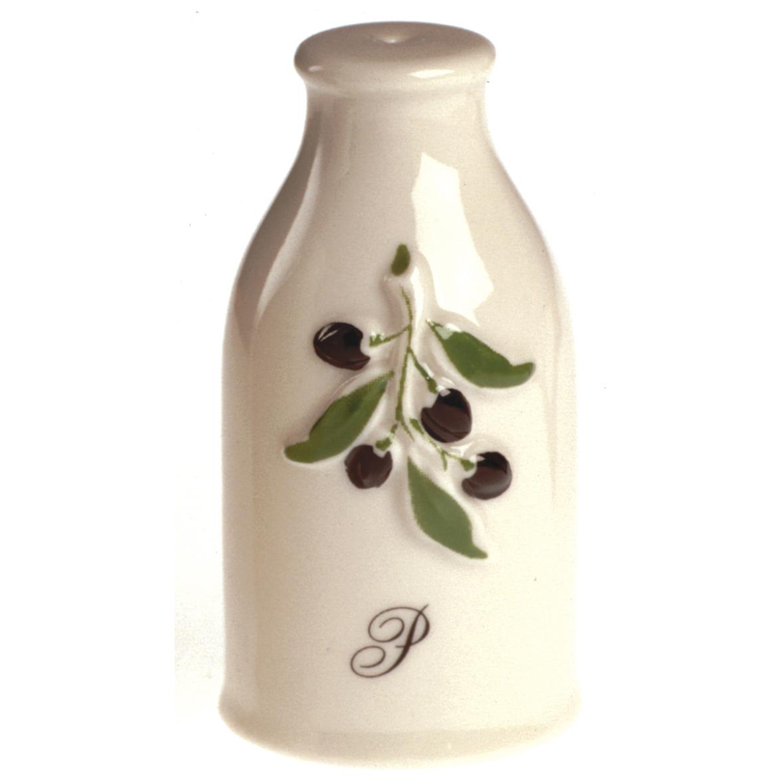 Revol La Provence Cream Pepper Shaker