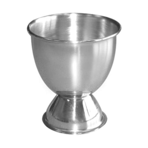 Steeltek Polished Stainless Steel Egg Cup Set 6 Piece