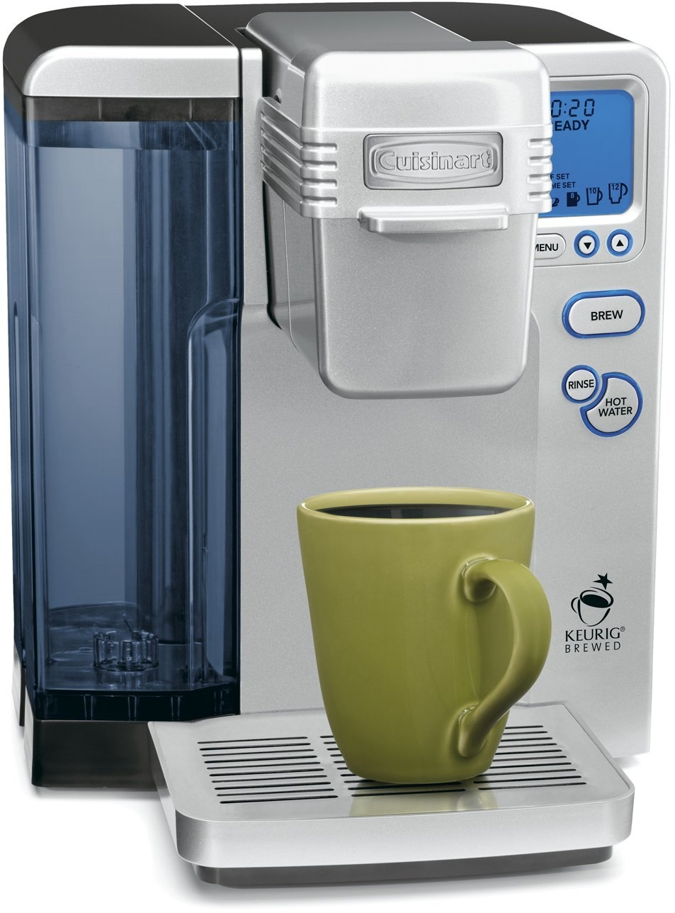 Cuisinart Single Cup Home Brewing System Designed for Keurig K-Cup Beverages