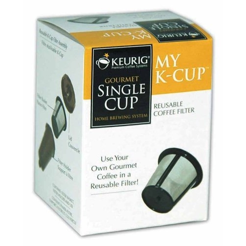 Keurig My K-Cup Reusable Coffee Filter (for original Keurig (not for 2.0 Keurig))