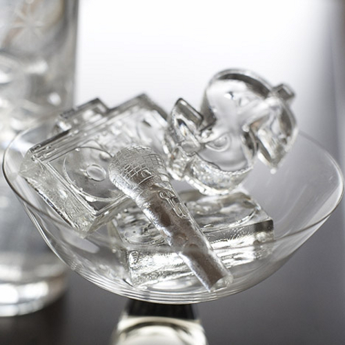 Gama-Go Hip Hopsicles Ice Cube Tray