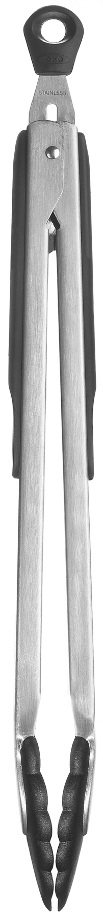 OXO Good Grips Stainless Steel Tong with Nylon Heads
