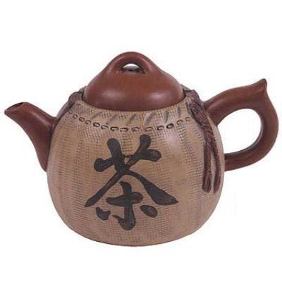 Asian Art of Tea Chinese Yixing Clay Tea Pot 13 ounces