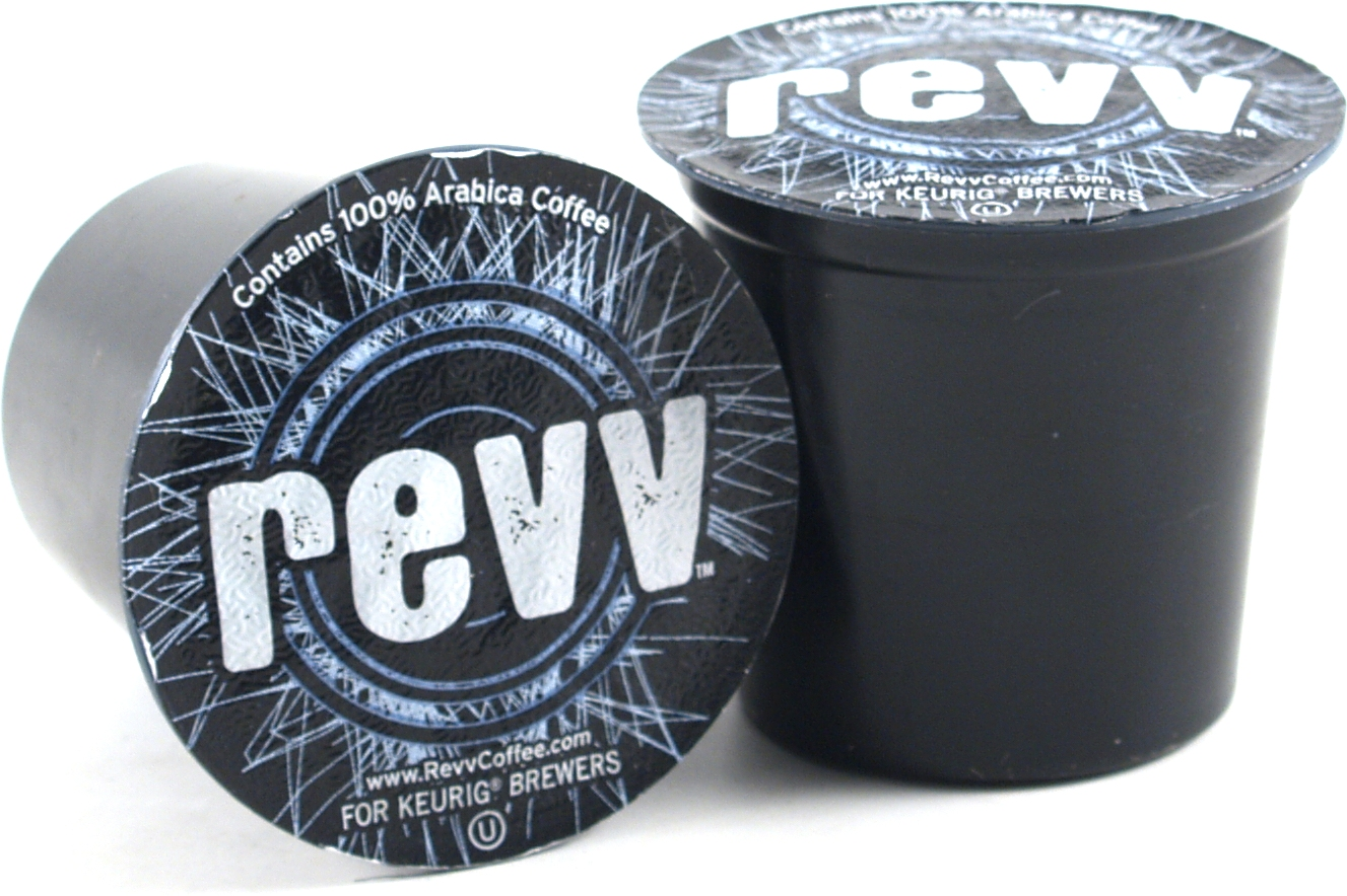 Revv Coffee Keurig K-Cups, 16 Count