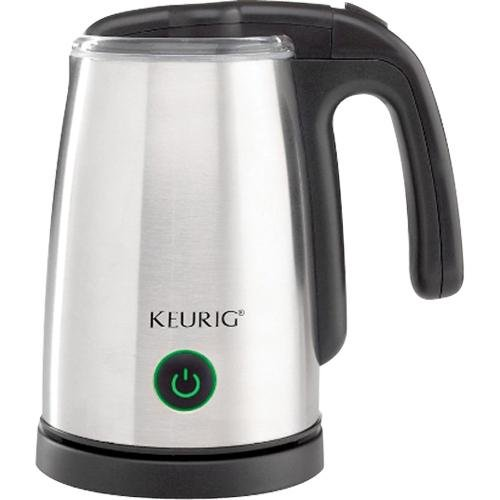 Keurig Cafe Stainless Steel One-Touch Milk Frother - Damaged Retail Box