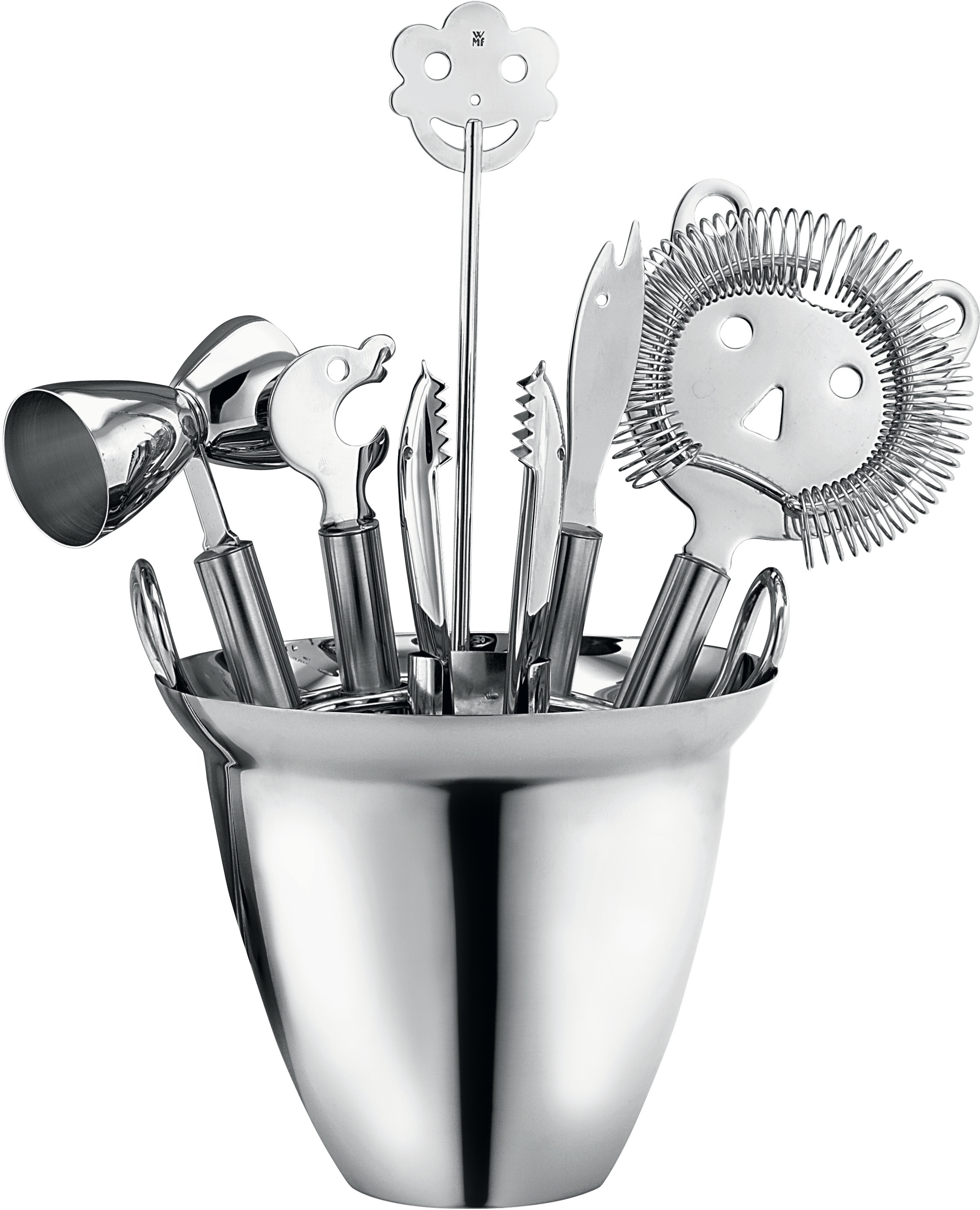 WMF Profi Plus Stainless Steel 7 Piece Bar Set