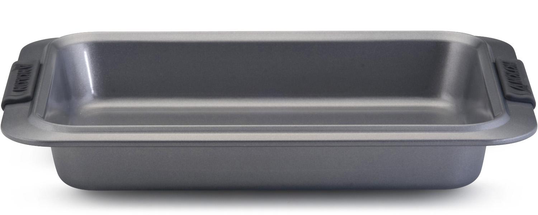 Anolon Advanced Bakeware Silver Carbon Steel Cake Pan, 9 x 13 Inch