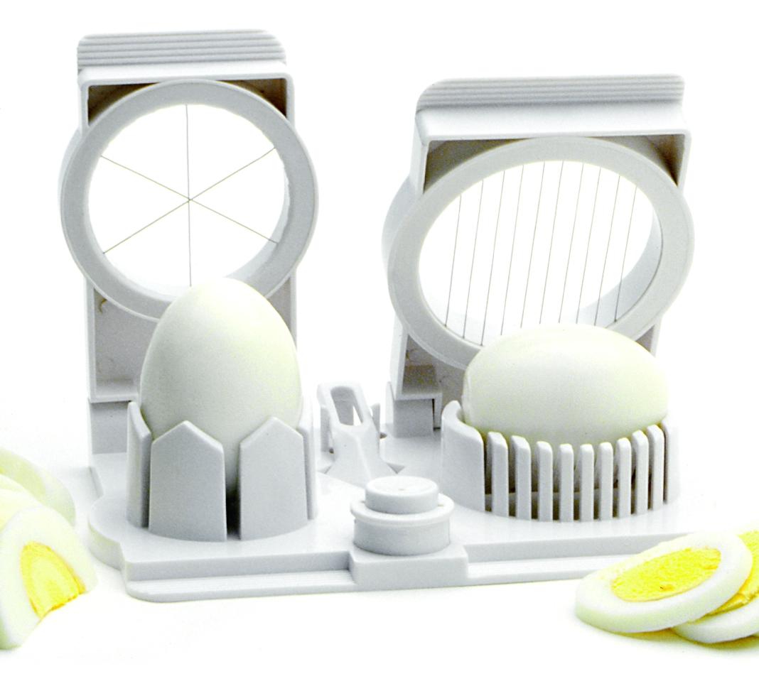 Norpro White Egg Tool