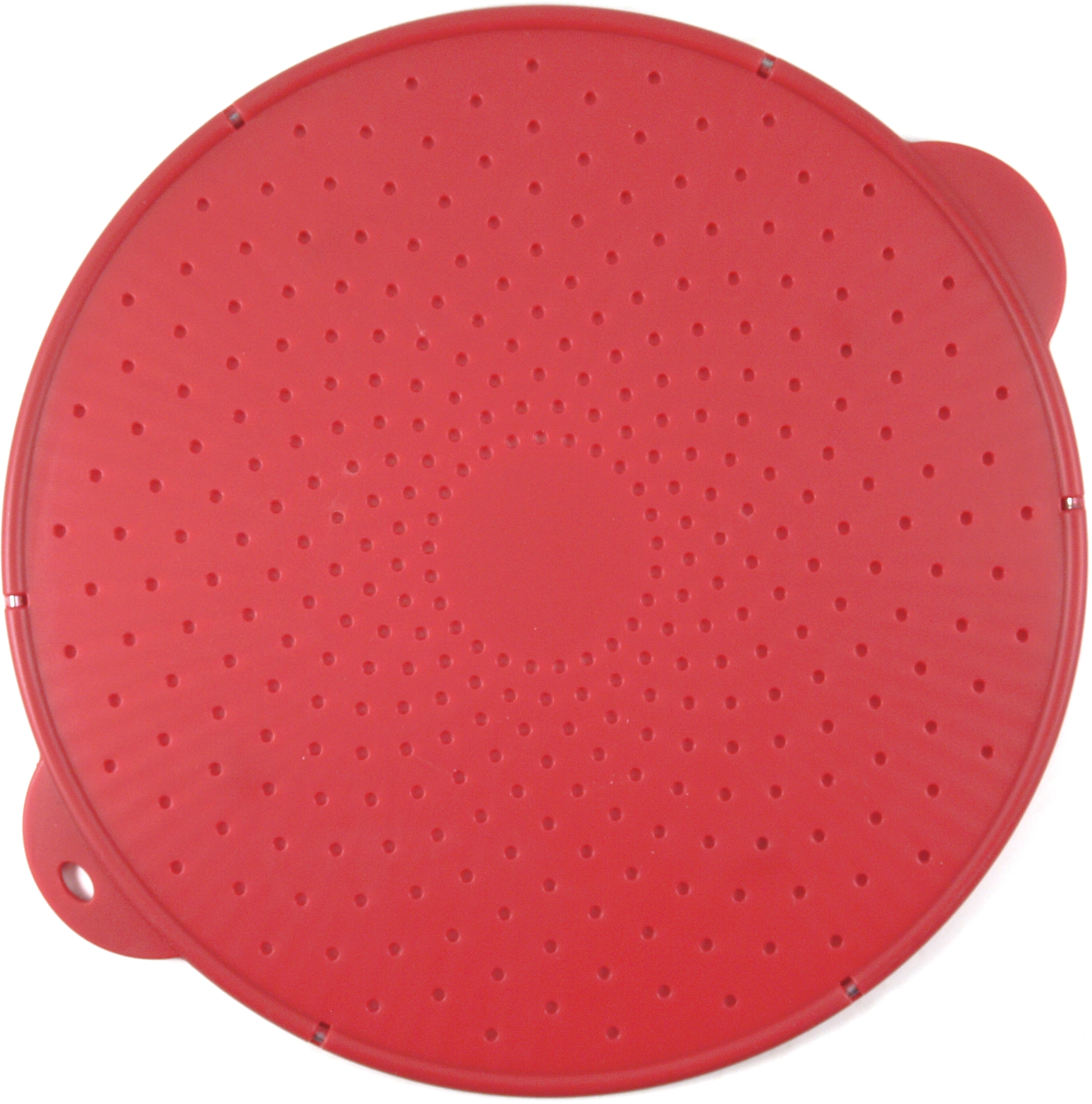Norpro Red Silicone Splatter Screen