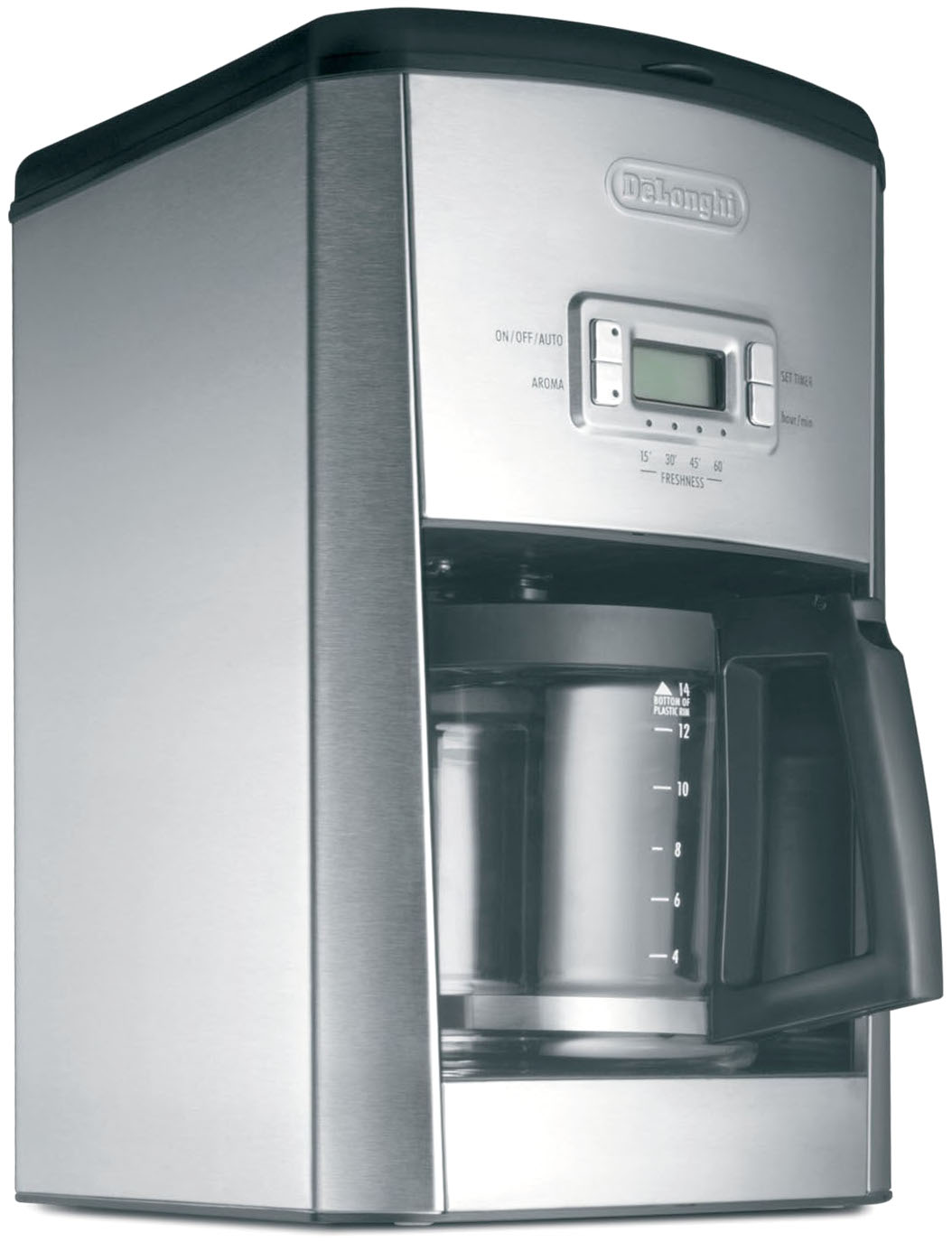 DeLonghi 14 Cup Programmable Drip Coffee Maker