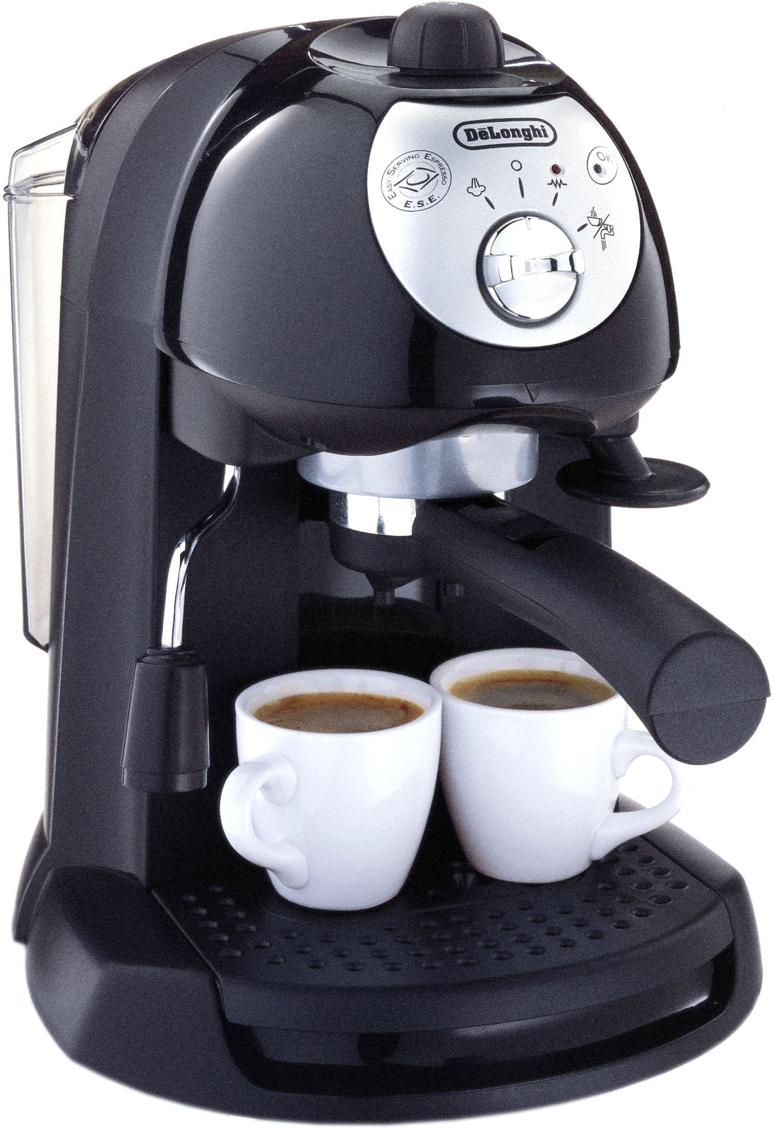 DeLonghi Black 15 Bar Pump Espresso Maker