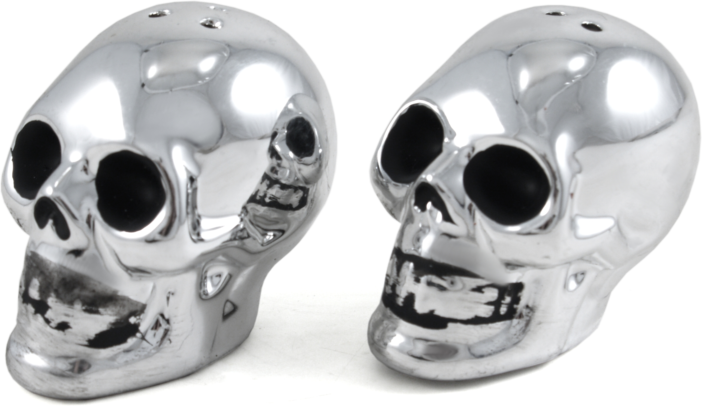 Boston Warehouse The Bone Collector Salt and Pepper Shaker Set