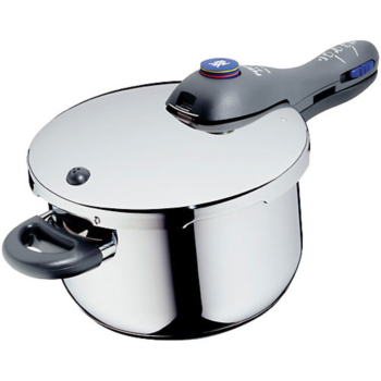 WMF Perfect Plus Stainless Steel Pressure Cooker, 4.5 Quart