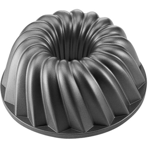 Kaiser Aluminum Classic Bundtform Pan, 9.5 Inch