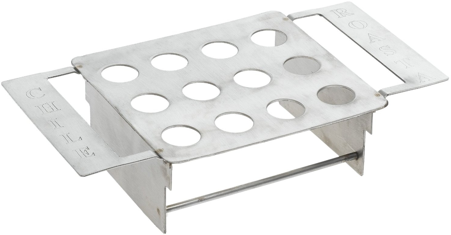 Camerons Stainless Steel Chile Roasta Roasting Insert with Pit Remover