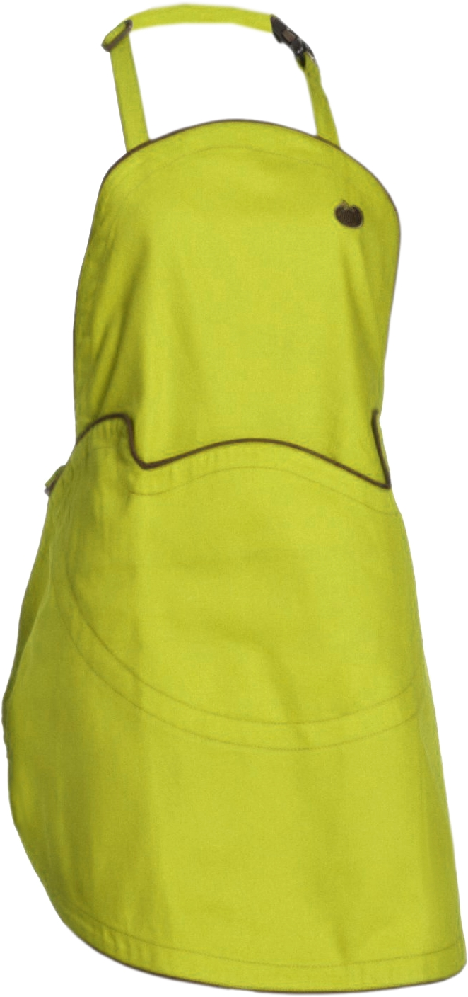 Orka Green Child's Apron