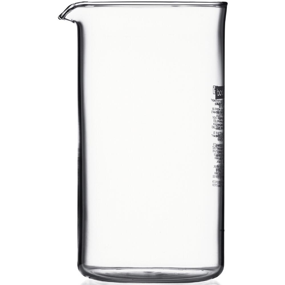 Bodum Clear SAN Plastic Spare Beaker, 3 Cup