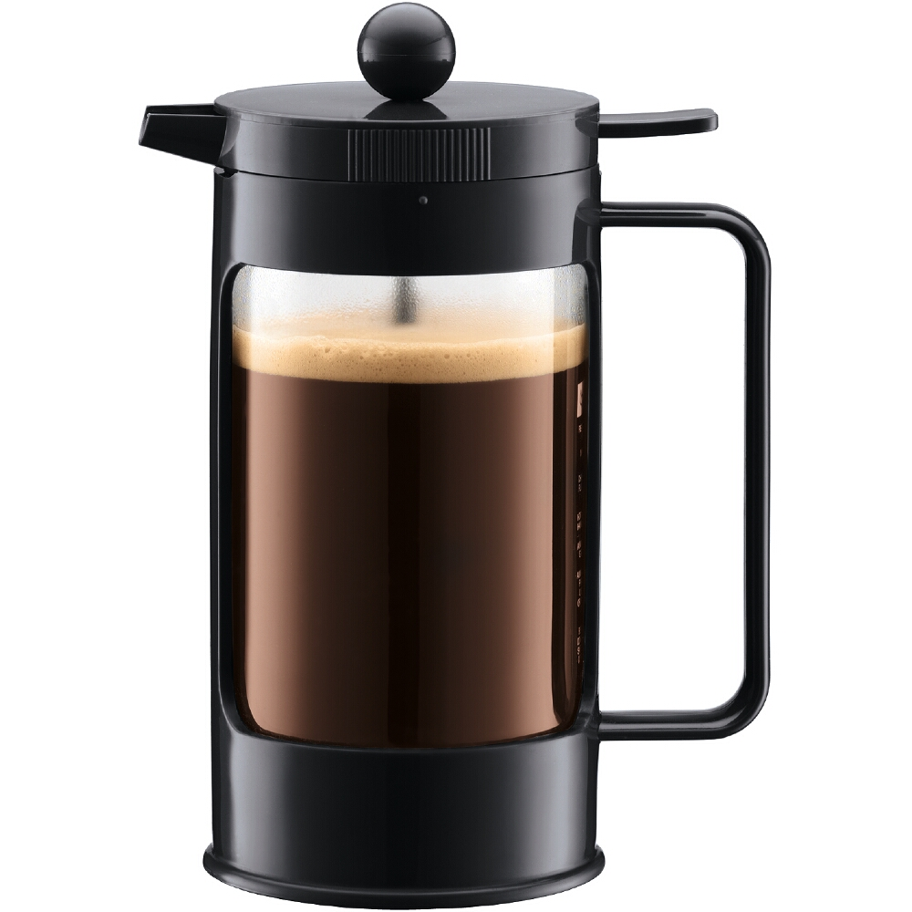 Bodum Bean French Press Coffee Maker, 3 Cup