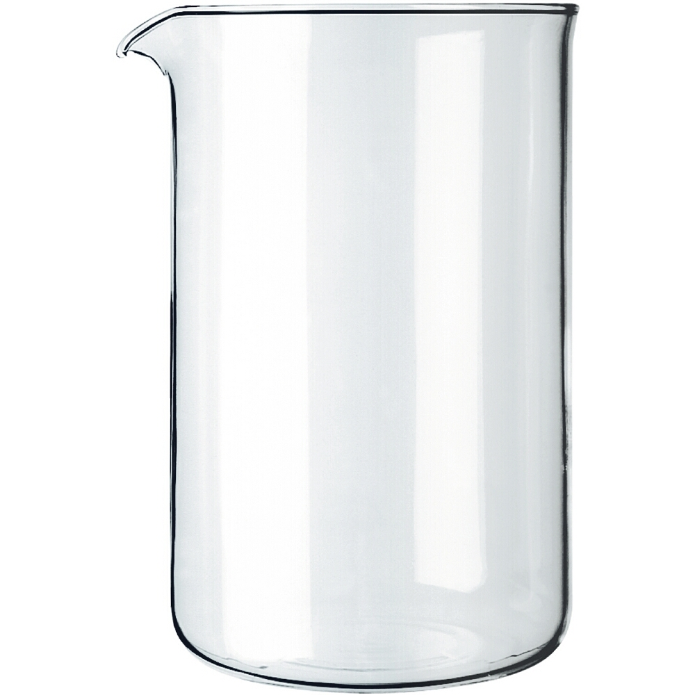 Bodum Spare Glass Beaker, 4 Cup/17 Ounce