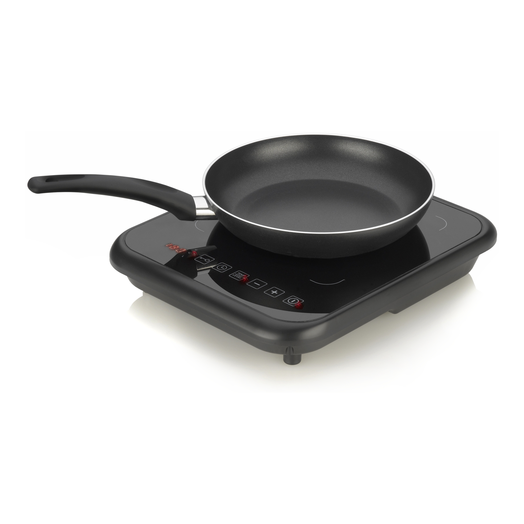 Fagor 2X Induction Countertop Cooktop Set with 9.5 Inch Skillet
