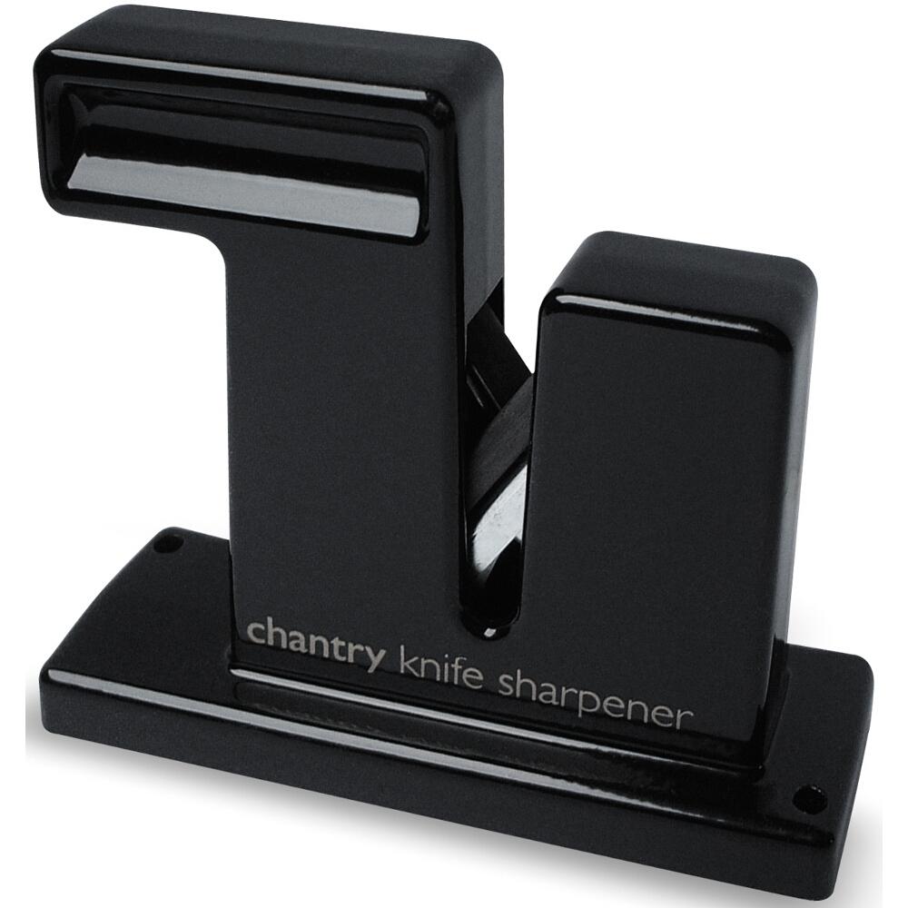 Messermeister Black Chantry Knife Sharpener