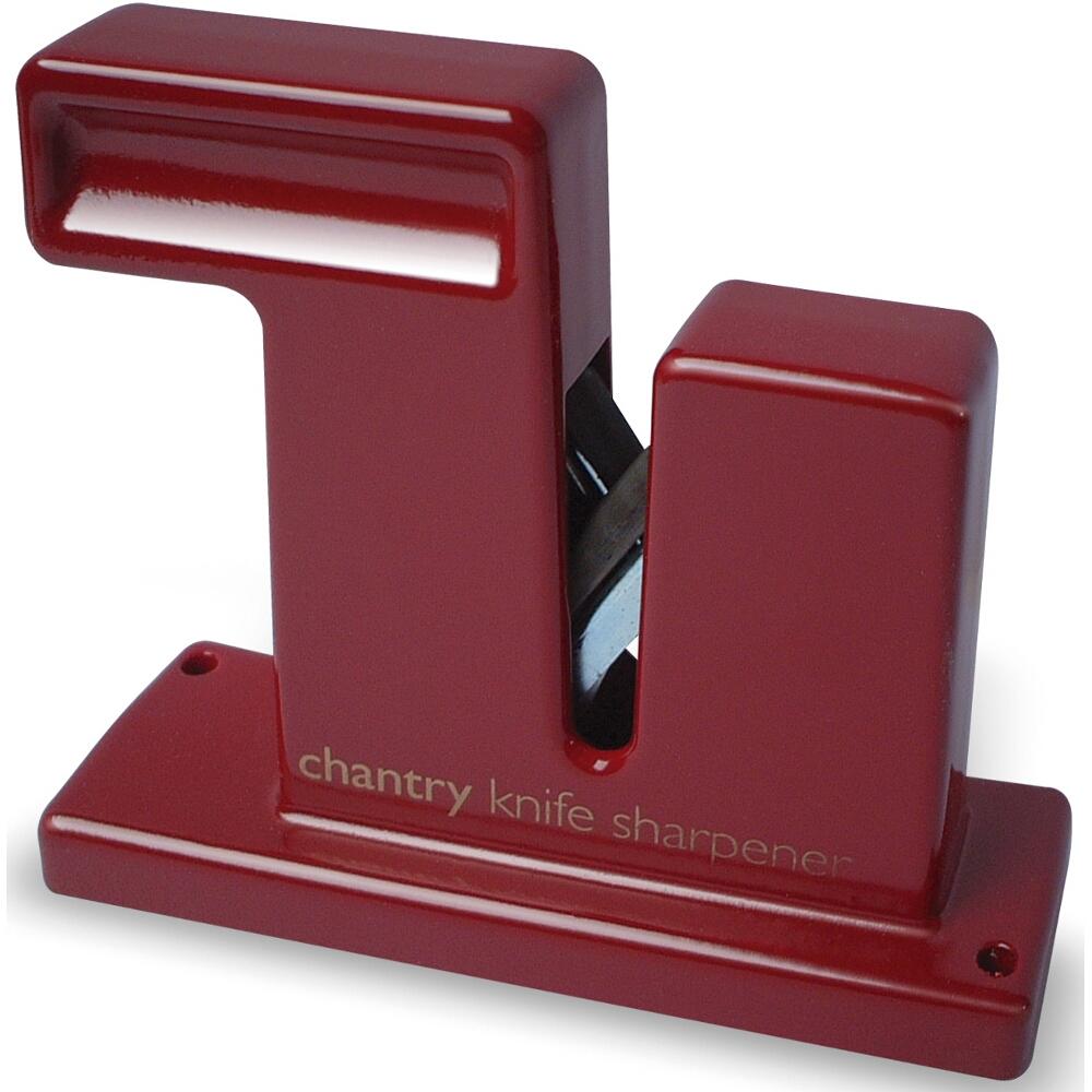Messermeister Scarlet Red Chantry Knife Sharpener
