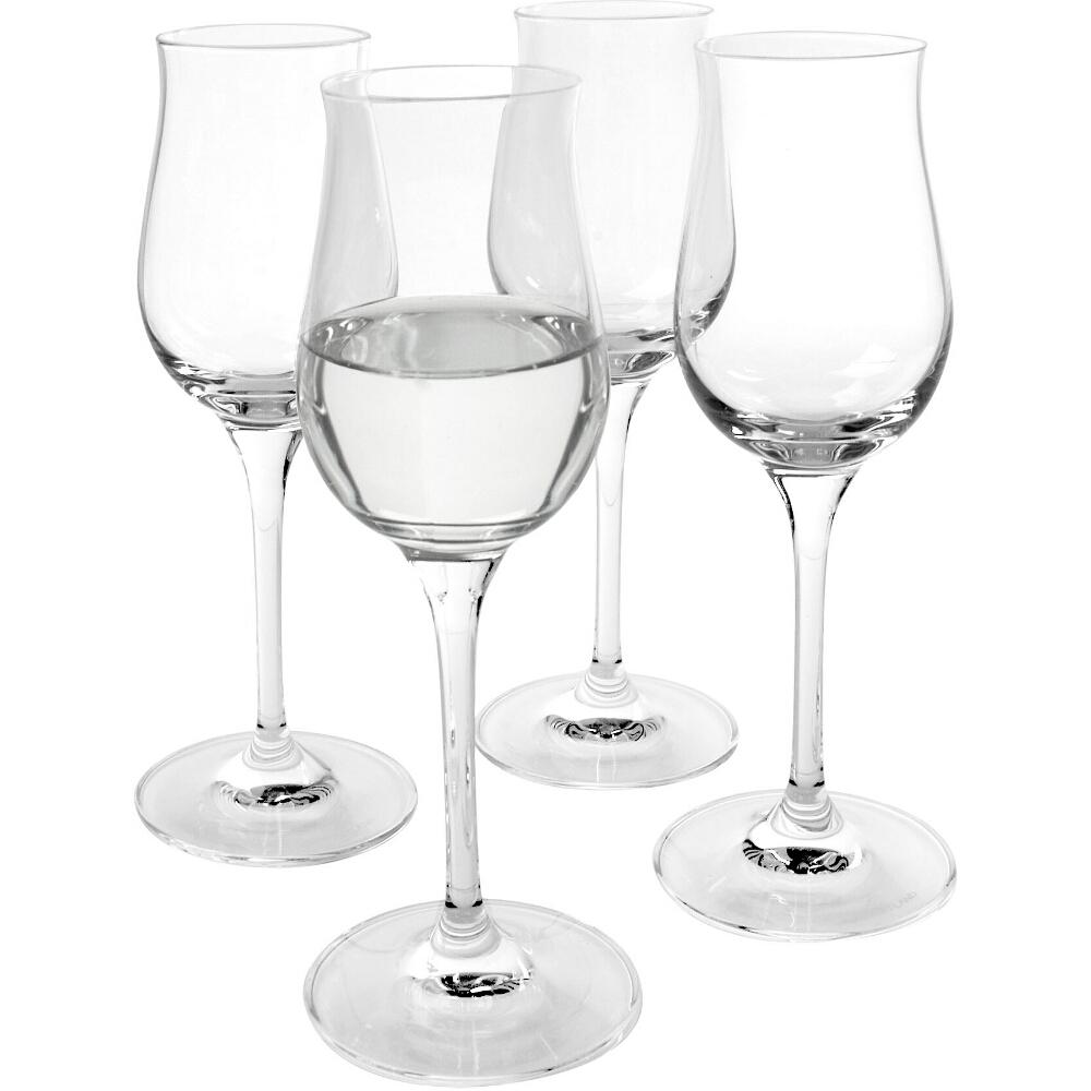 Artland Veritas Cordial Glass, Set of 4