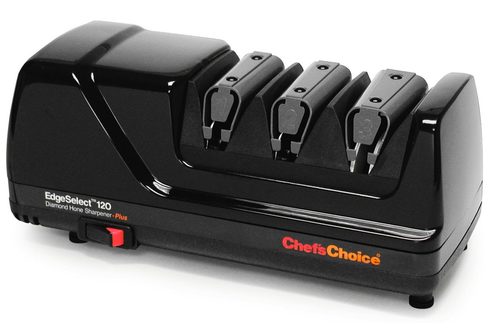 Chef's Choice Black EdgeSelect Professional Electric Knife Sharpener #120